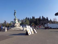 Esplanade Michel-Ange (Piazzale Michelangelo)