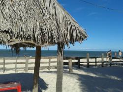 Barra de Santo Antonio Beach