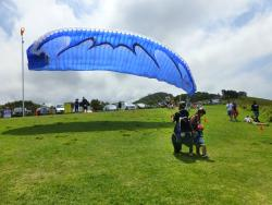 Hollywood Paragliding