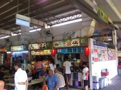 BLK 628 Ang Mo Kio Street 61 Foodcourt