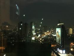 Night View - 26th Floor (Eastin Grand Hotrel Sathorn)
