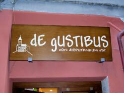 De Gustibus