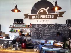 ‪Hard Pressed Cafe‬