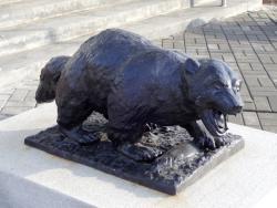 Sculpture Bears