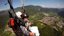 Gravity Paragliding