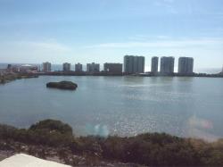 Vista para a Lagoa, show...
