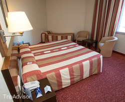 The Triple Room at the HCC Open Hotel