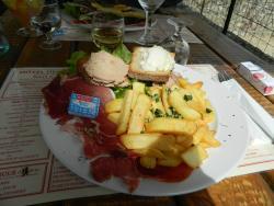 Restaurant de l'hotel des Voyageurs
