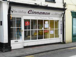 Cinnamon Takeaway