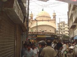 Kartalab Khan Mosque (Begum Bazar Mosque)