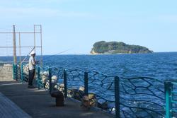 Yokosuka Beach Fishing Park