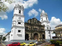 Antiga Catedral do Panamá