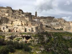 Sassi di Matera ( Piedras de Matera)
