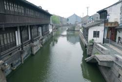 Shanghai Xinchang Ancient Town