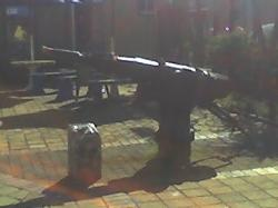 ancient artillery