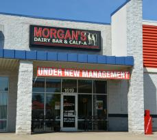 Morgan's Dairy Bar & Calf-A