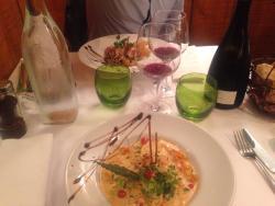 Ma Table en Italie