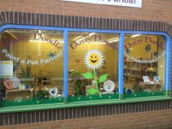 Daisy Doodle Paint a Pot Parlour