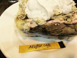 Atistir Cafe