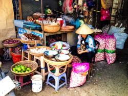 Chau Doc Food Market