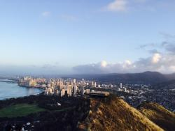 Diamond Head (Cabeza de Diamante)