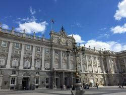 ‪Royal Palace of Madrid‬