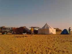 Desert Egypt Safari
