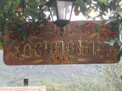 la locandina