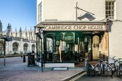 ‪The Cambridge Chop House‬