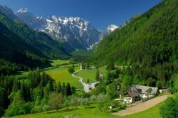 Landscape park Logar Valley