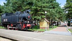 Baranovichi Museum of Railway Equipment