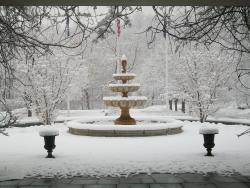 Winter - one of our four favorite seasons here at Hilton Pearl River