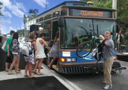 PSTA Suncoast Beach Trolley