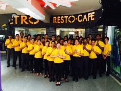 Metro Resto Cafe