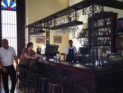 Hotel Del Tejadillo Bar San Carlos