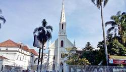 Igreja Senhor Bom Jesus dos Perdoes