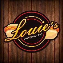 Louie's Gourmet Hot Dog