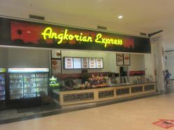 Angkorian express