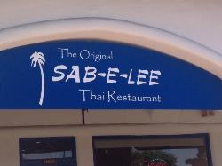 Sab-E-Lee Thai Restaurant