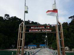 Berhala Island