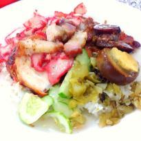 Nasi Ayam Afu