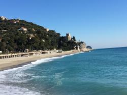 River Beach Finale Ligure