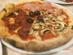 Lupa Woodfired Pizza