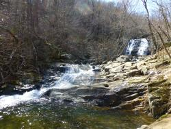 Whiteoak Canyon Falls