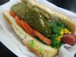 Home Plate Hot Dogs