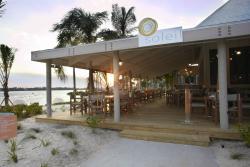 Soleil - outdoor dining