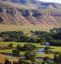Natural Bridge Falls Picnic Area