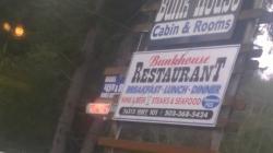 Bunkhouse Restaurant