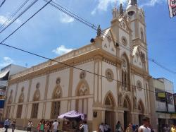 Sao Salvador church