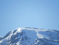 Nevis mountain range